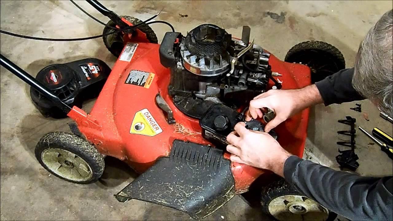 murray 22 lawn mower manual