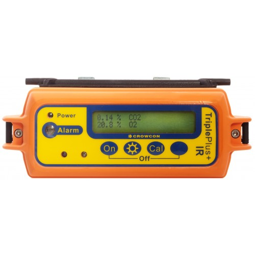 crowcon gas monitor plus manual