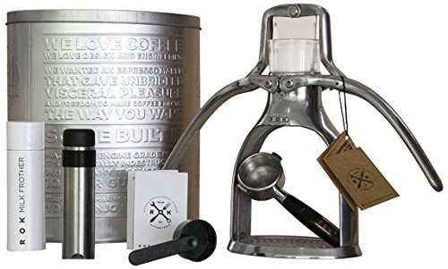 rok manual espresso maker review