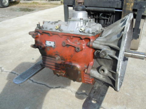 8 speed manual transmission trucks
