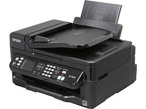 epson workforce wf 2540 all in one printer manual