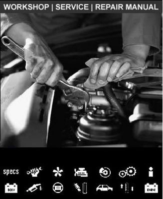 daihatsu fourtrak workshop manual pdf