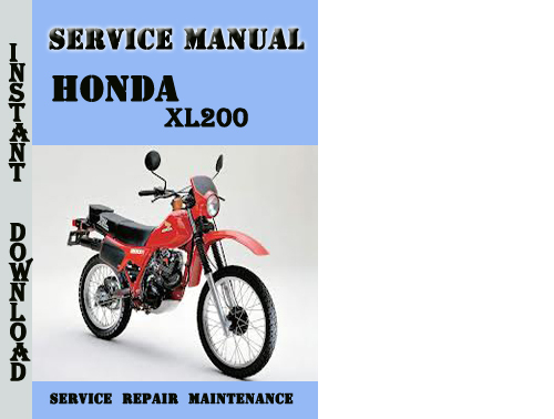 honda city service manual pdf