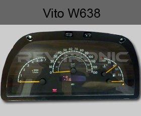 mercedes vito w638 workshop manual
