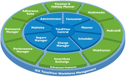 nice iex workforce management manual