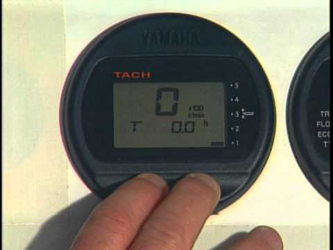 yamaha 6y8 multifunction meter manual