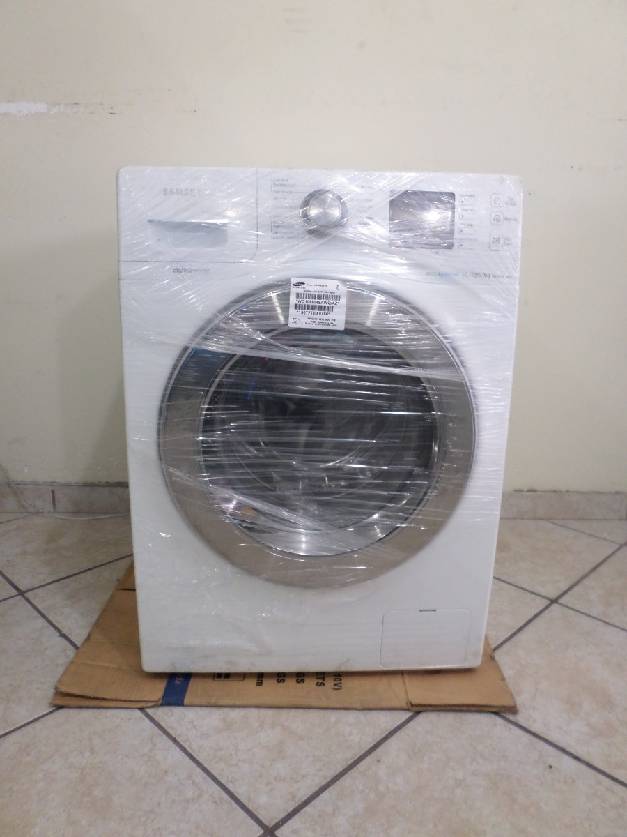 samsung bubble wash 10kg manual