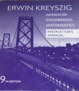 advanced engineering mathematics 10th edition by erwin kreyszig solution manual