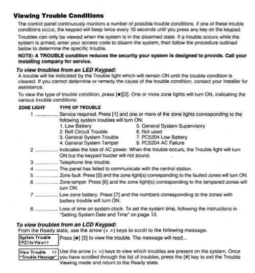 dsc alarm panel installation manual