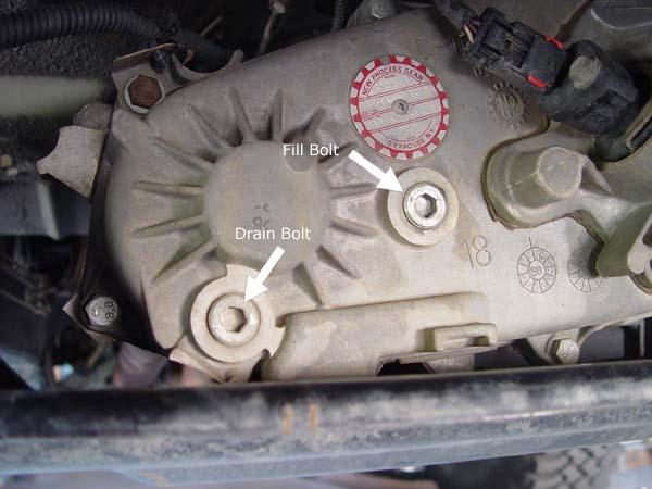 jeep tj manual transmission fluid