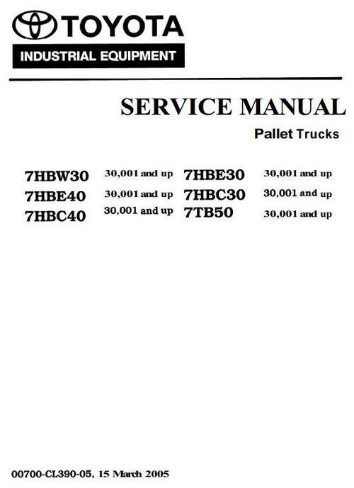 toyota hilux workshop manual pdf download