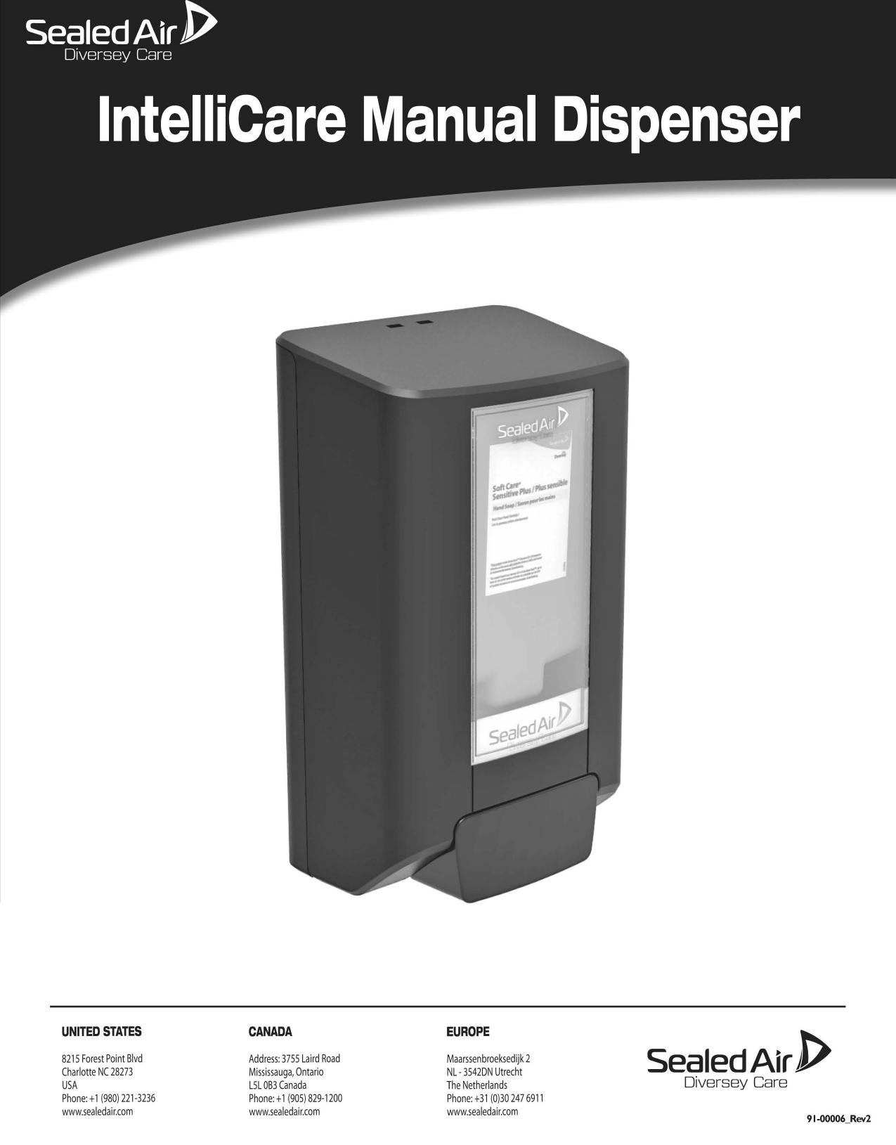 umbra soap dispenser user manual