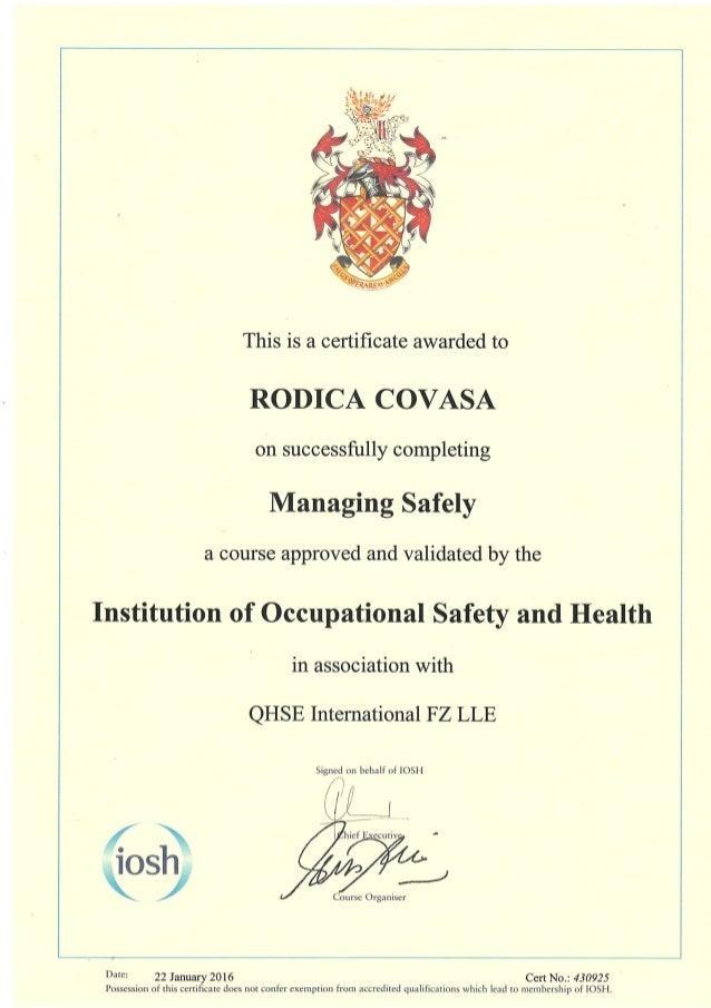 does manual handling training expire