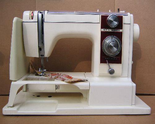 janome n190 sewing machine manual
