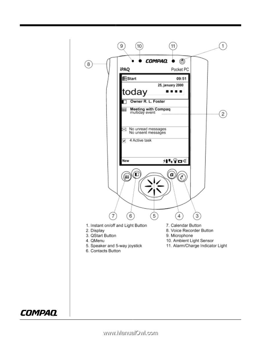 compaq evo n610c manual pdf