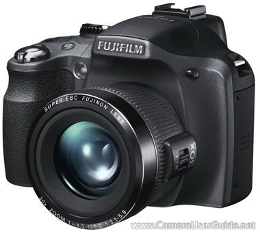 fujifilm finepix s5700 user manual