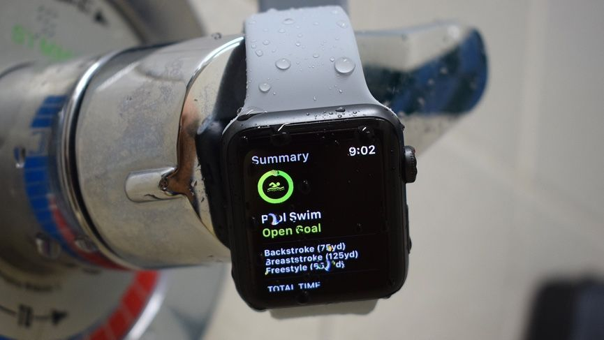 how to manually lock apple watch series 2