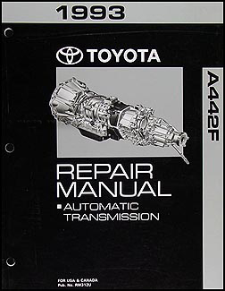 1993 toyota land cruiser owners manual