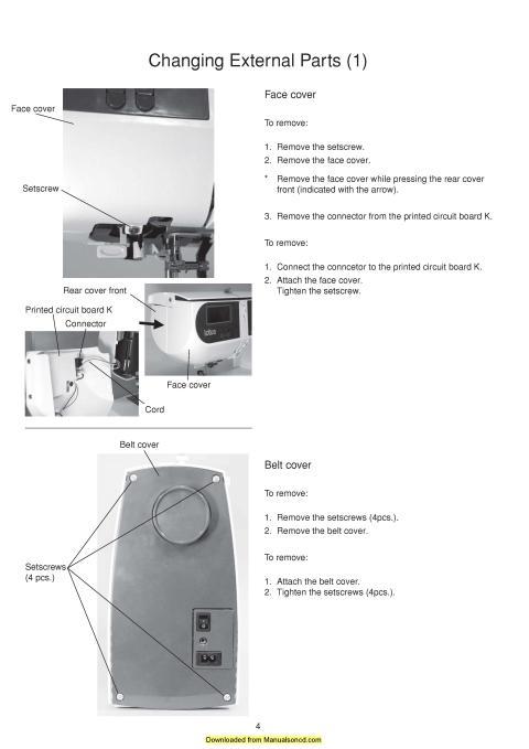 elna lotus zz sewing machine manual
