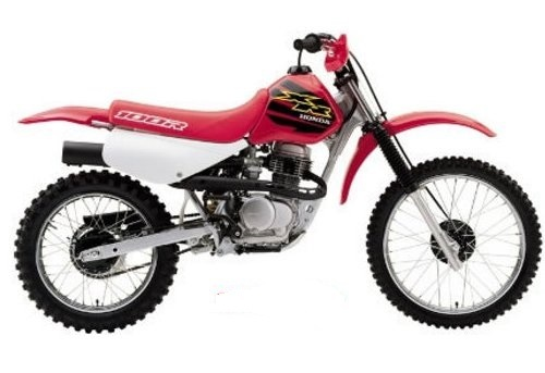 honda xr80 service manual free download