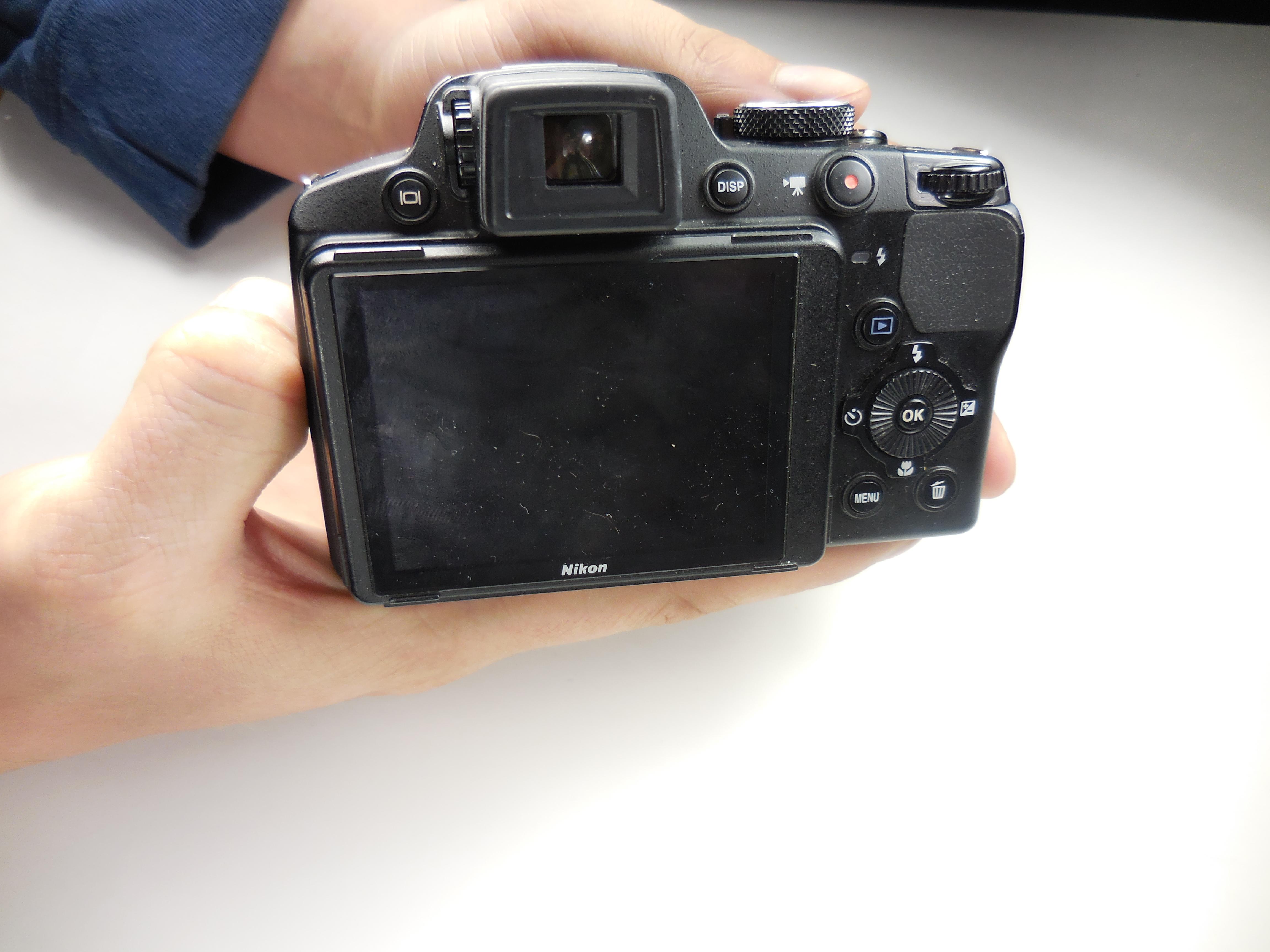 nikon coolpix p510 manual mode