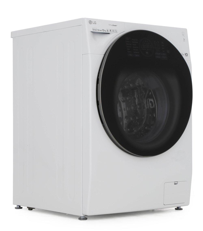 lg smart drum 10kg washing machine manual