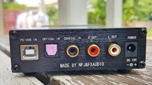 fx audio dac x6 manual