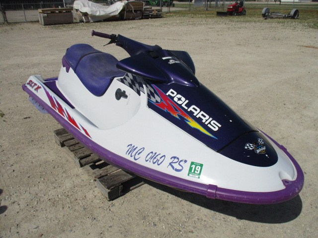 polaris jet ski owners manual