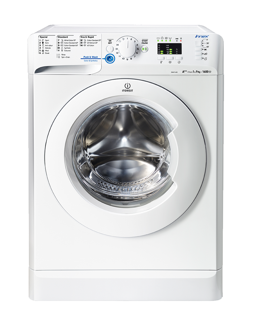 ariston washing machine user manual