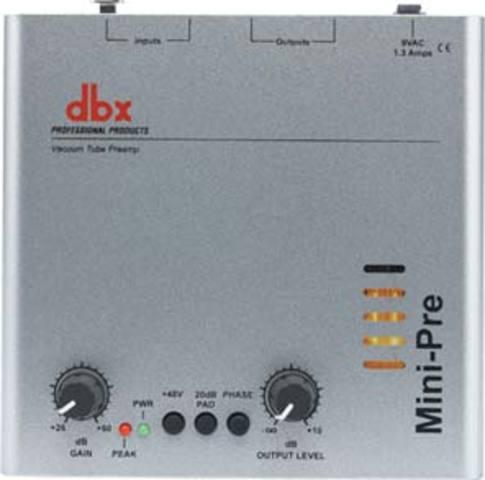 dbx driverack 260 service manual