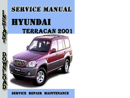 2001 hyundai accent repair manual pdf