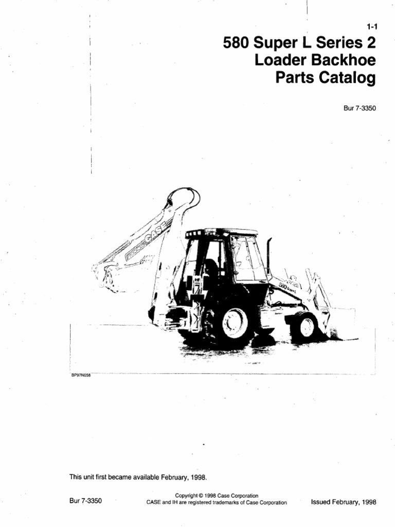 case 580 super e service manual pdf