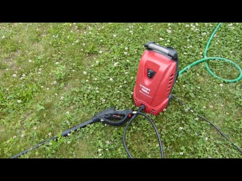 electric pressure washer repair manual