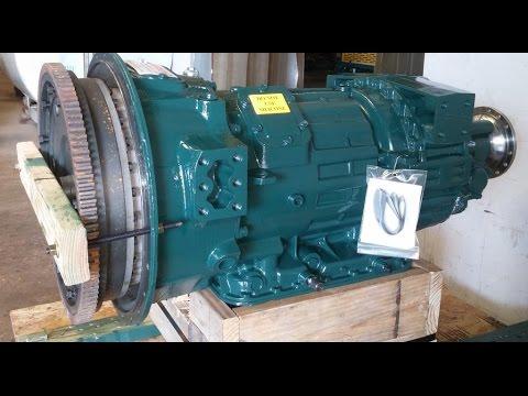 does allison make a manual transmission