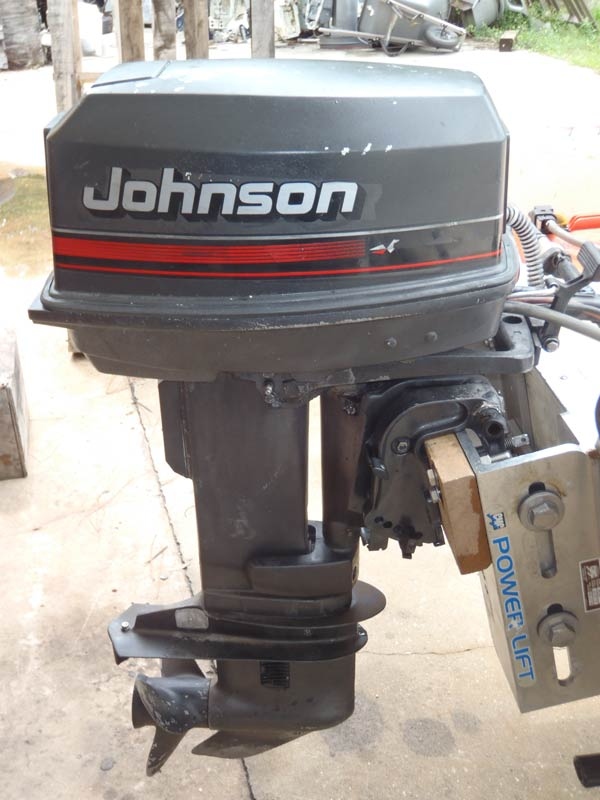 1996 johnson 25 hp outboard manual