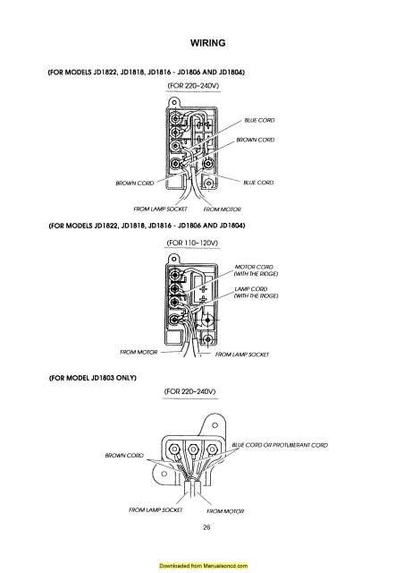 elna 40 sewing machine manual