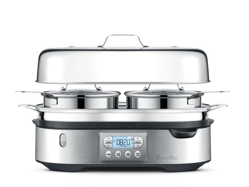 breville nutri steam rice cooker manual