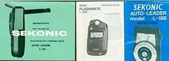 sekonic flashmate l 308b manual