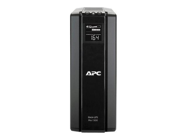 apc ups pro 1500 manual