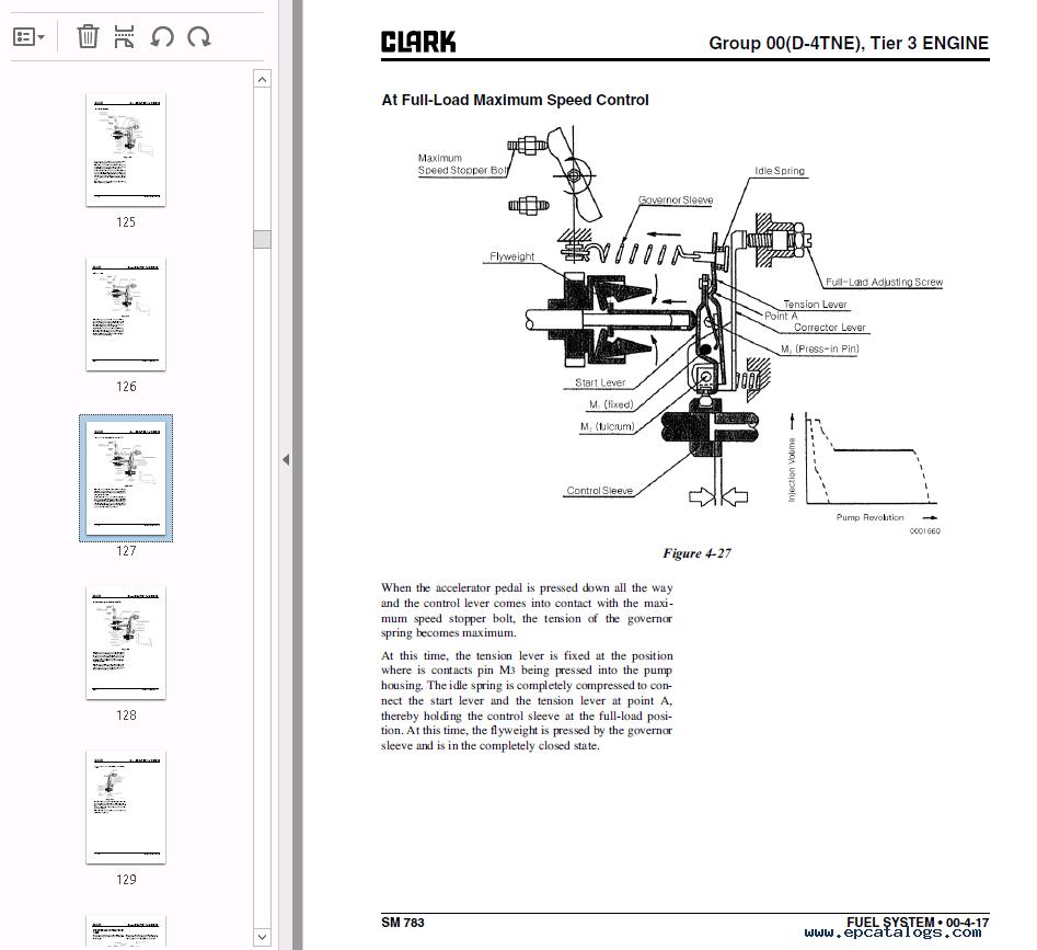 clark c500 30 service manual