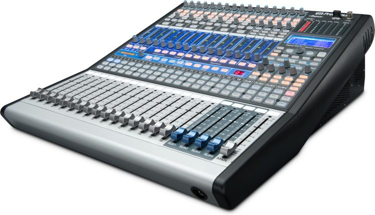 presonus studiolive 16.0 2 manual