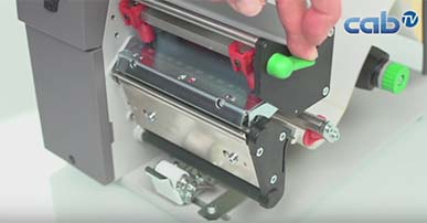 how to manually clean printer heads