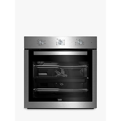 beko built in oven manual
