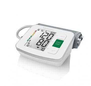 medisana blood pressure monitor manual