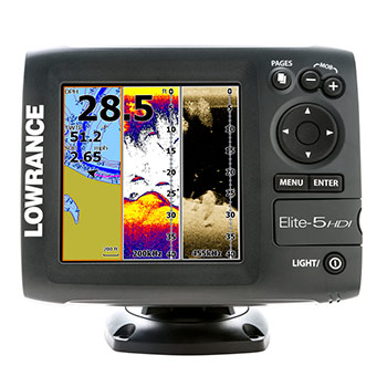 lowrance elite 4 operation manual