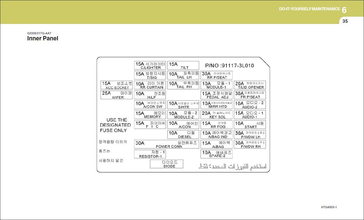 daihatsu sirion 2007 user manual