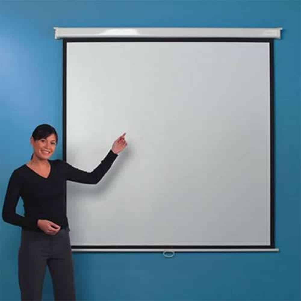 manual projector screen 16 9