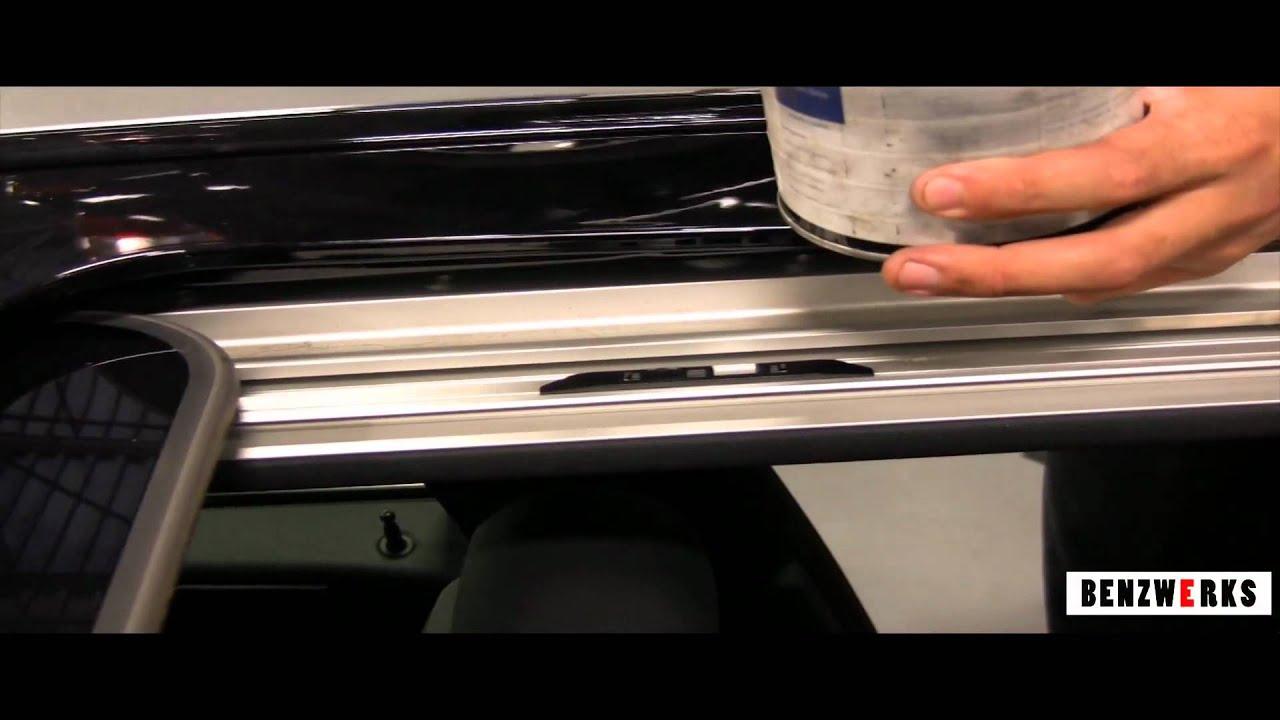 manual window regulator repair kit