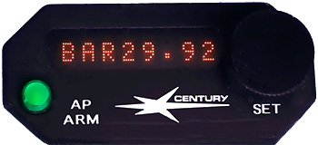 century 2000 autopilot installation manual