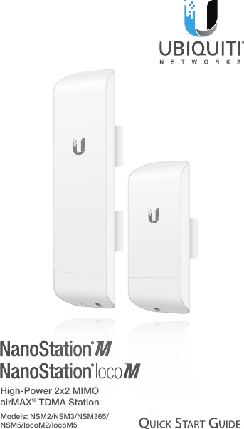 ubiquiti nanostation m5 manual pdf